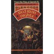 Red Iron Nights - eBook