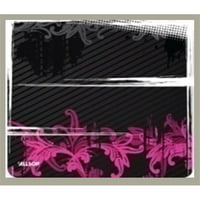 Mouse Pad Floral - Urban Pink