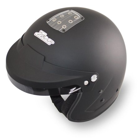 Zamp Racing Helmet - Zamp RZ-16H Snell SA2015 Helmet Matte Black X-Large H75003FXL