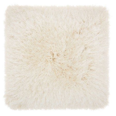 Nourison Yarn Shimmer Shag Decorative Throw Pillow, 20