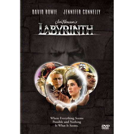 Labyrinth (DVD) - Labyrinthe D'halloween