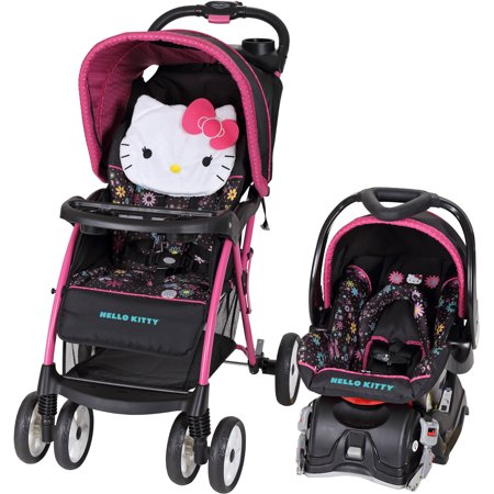 Baby Trend Venture Travel System Hello Kitty Daisy