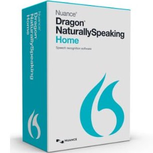 Nuance 362334 Dragon Naturally Speaking Home Version 13 Speech Recognition Software Electronic