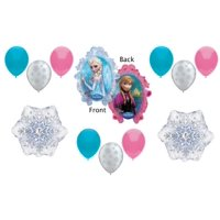 Disney Frozen Balloons - Party Decorating Kit - 12 Balloons Total