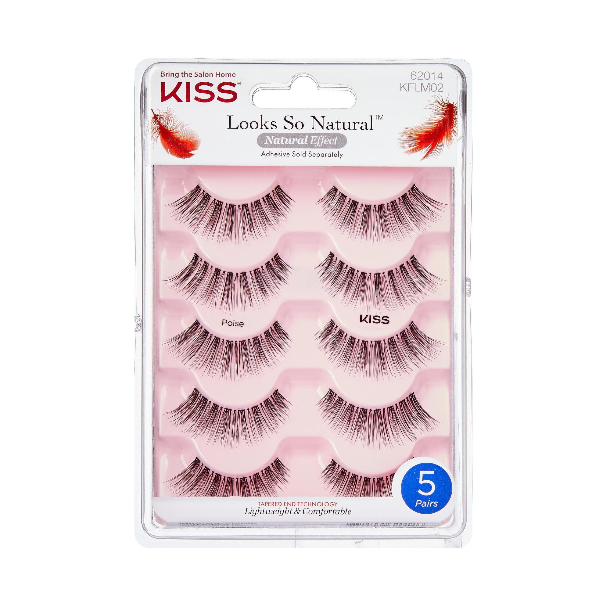 9659fd61248 KISS Looks So Natural Multipack 02 - Walmart.com
