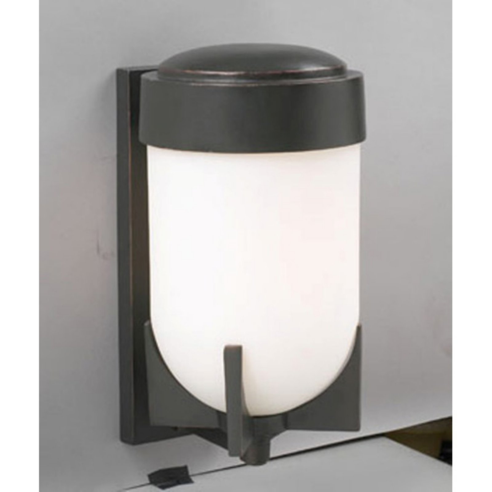 PLC Lighting Firenzi 31758 ORB Outdoor Wall Light