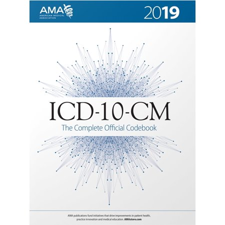ICD-10-CM 2019 the Complete Official Codebook (Icd 10 Code For Mental Health Evaluation)
