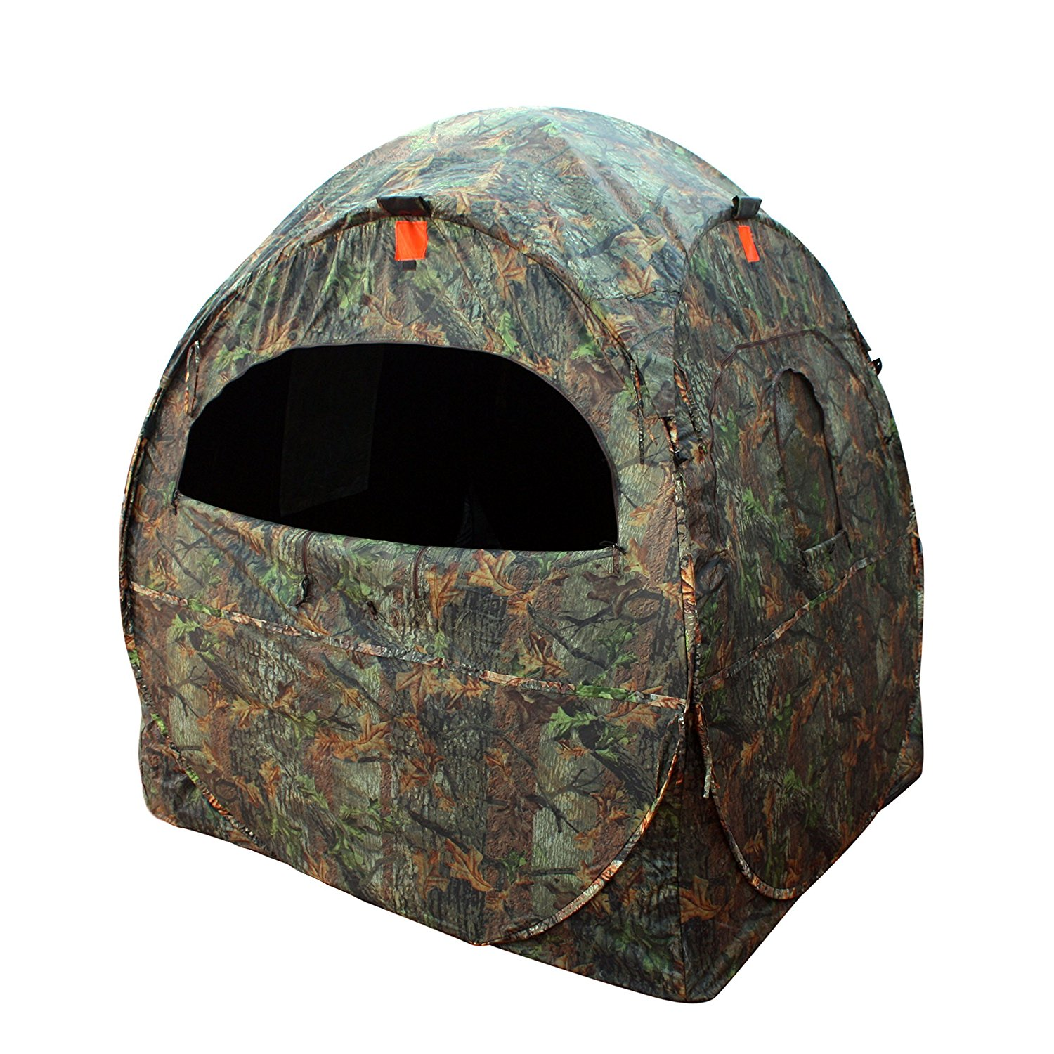 Leader Accessories Spring Steel Doghouse Hunting Blinds C...