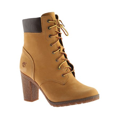 Timberland - Timberland Women s Earthkeepers Glancy 6 Inch Boot Wheat  Mid-Calf Leather - 8M - Walmart.com 6e76c7040