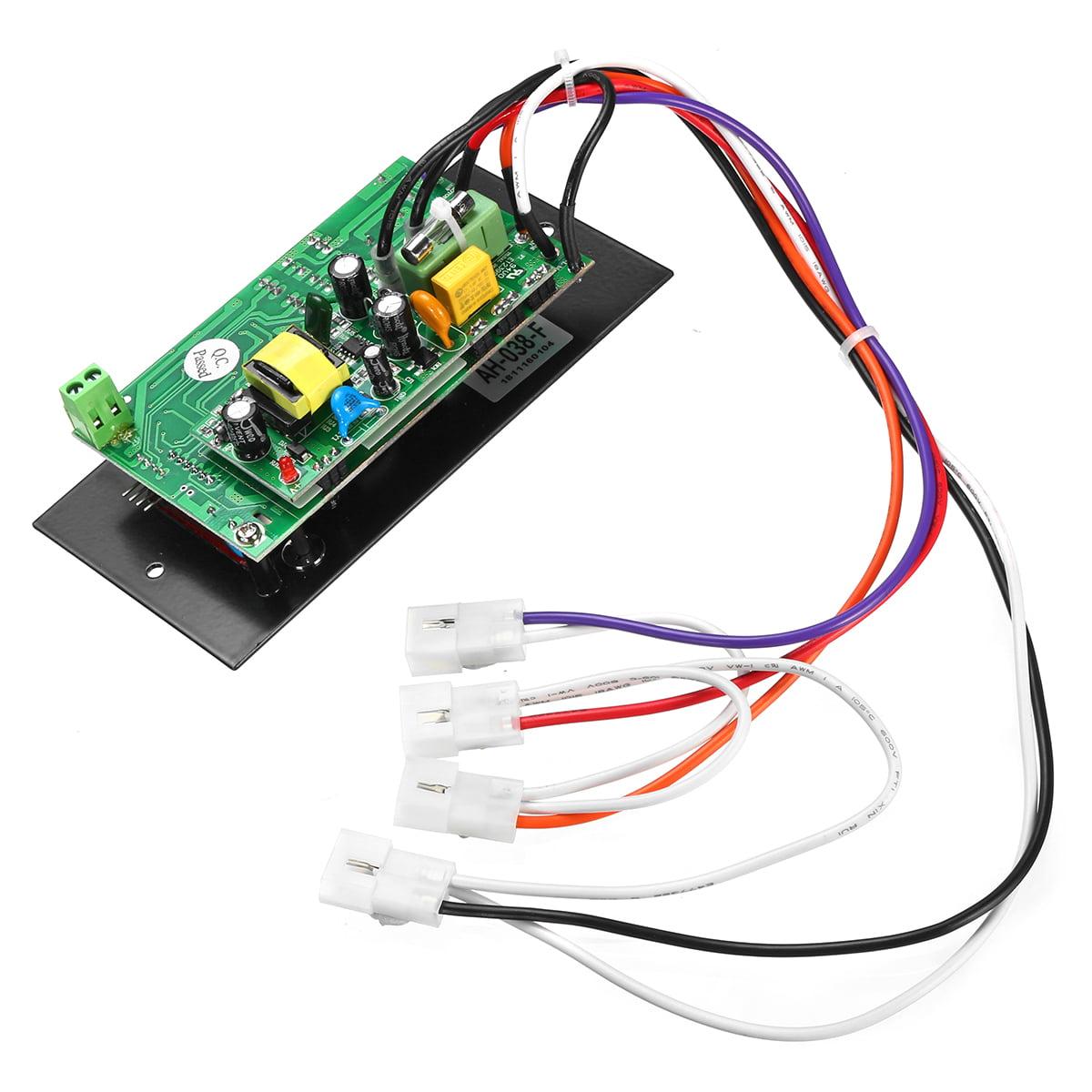 Thermostat Control Board 120V + Probe For Traeger Wood Pellet Grills #BAC236