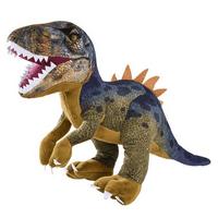 """Wildlife Tree 19"""" T-Rex Stuffed Animal Dinosaur Plush Floppy Dino Printed"""