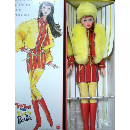 Fashion Reproduction (Twist N' Turn Barbie - The Collectors' Request - Limited Edition 1967 Doll and Fashion)