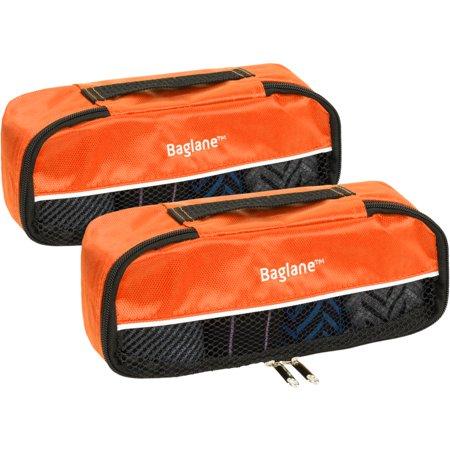 Baglane TechLife Nylon Luggage Travel Packing Cube Bags - 2pc Set
