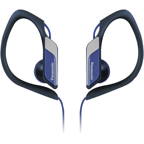 Panasonic RP-HS34 Sweat-Resistant Sports Earbuds