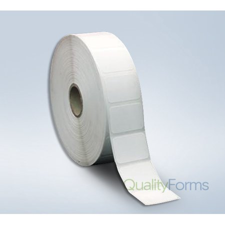Thermal Transfer Labels Fan - Thermal Transfer  label, 2.25''x1.375''