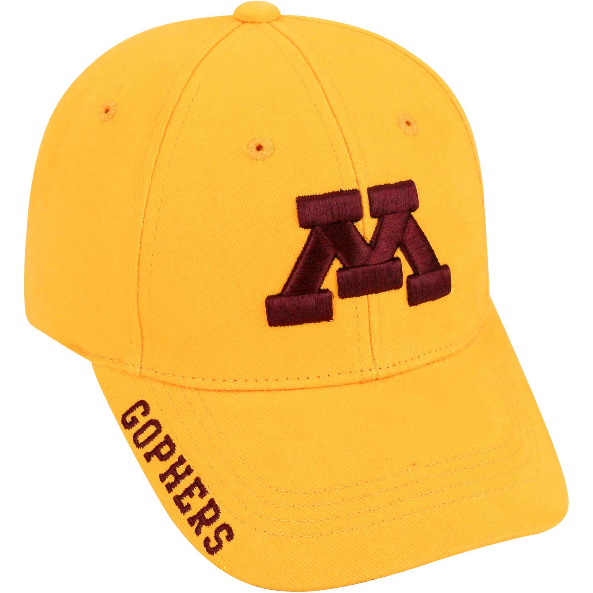 University Of Minnesota Golden Gophers Away Baseball Cap