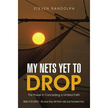 My Nets yet to Drop - eBook (Drop Net)