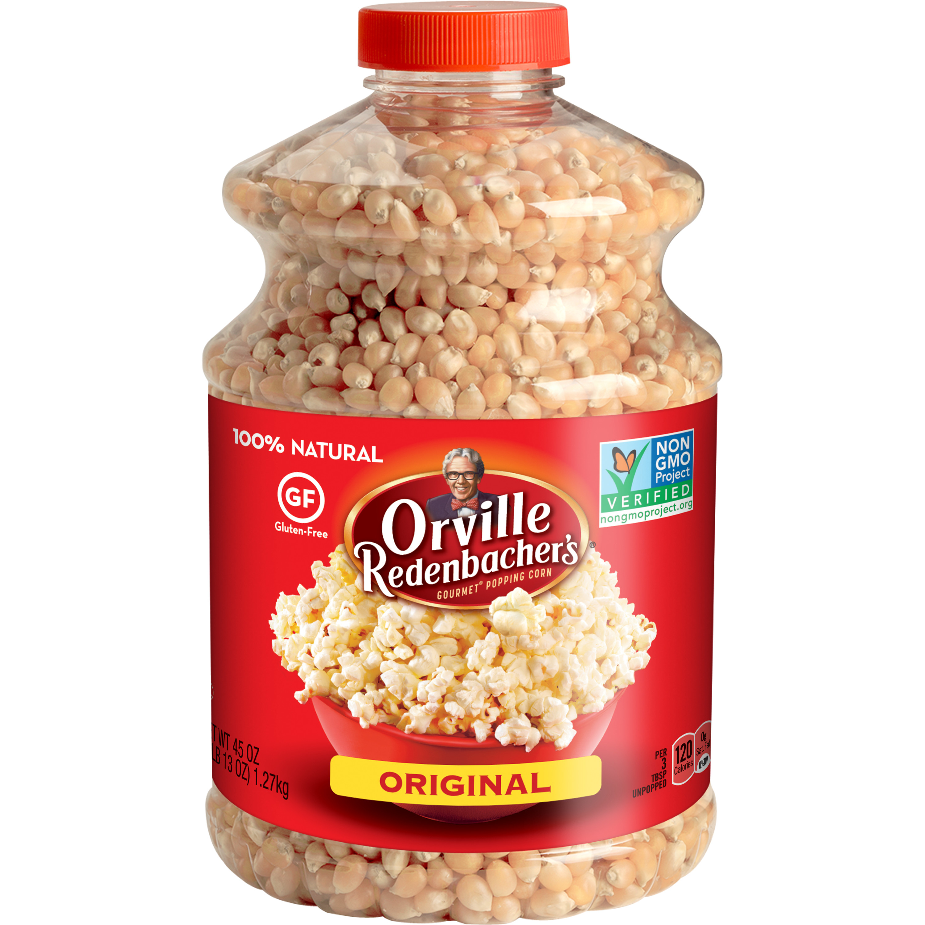 Orville Redenbacher's Original Gourmet Popping Corn, 1 ct