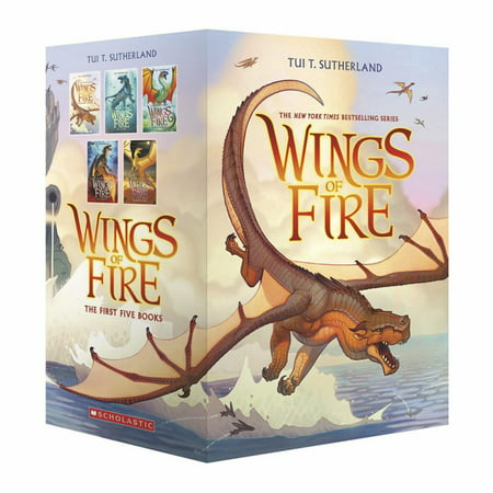 Cheap Wigs Online (WINGS OF FIRE BOXSET, BOO KS 1-5 (WINGS OF)