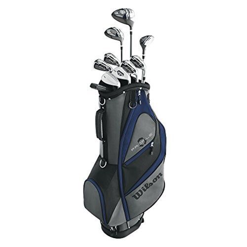 Wilson Profile XD Senior Package Golf Set, Right Handed by Wilson Sporting Goods Co.