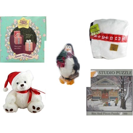 1994 Candy (Christmas Fun Gift Bundle [5 Piece] - 1994 Precious Moments Pop up  Ornament - Splendid! By Nygala 40