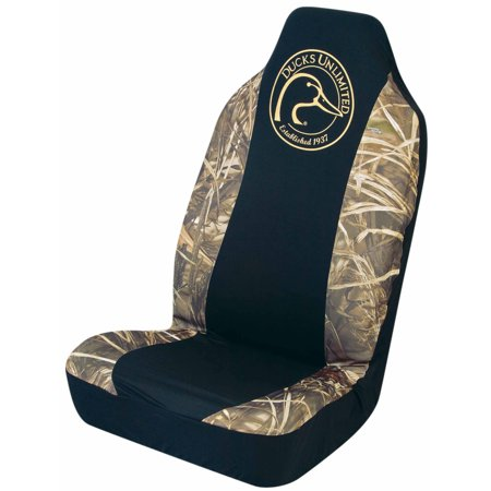 Ducks Unlimited Seat Covers >> Spg Outdoors Ducks Unlimited Spandex Seat Cover Realtree Max 4 Camo