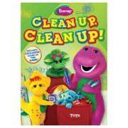 Barney: Clean Up, Clean Up! (2012) by