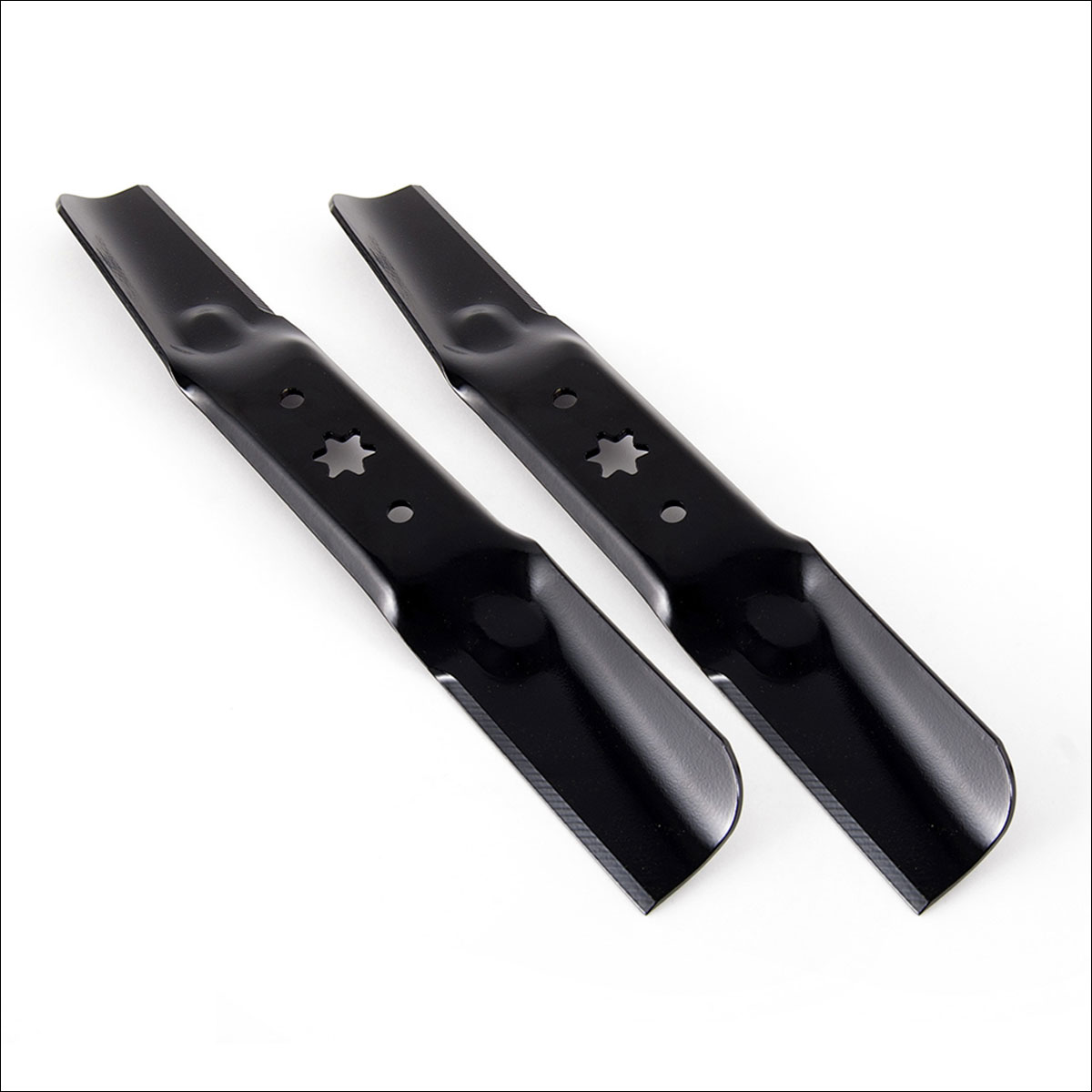 """2 Pack   OEM MTD 17.3"""" 2-in-1 Blades 942-05052A for 50"""" Lawn Tractors and RZT Mowers, 742-05052A, 942-05052A by Cub Cadet"""