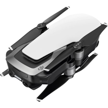DJI Mavic Air Drone Quadcopter (Arctic White) Hard Shell Anti-Shock Carrying Backpack Starters Bundle - image 2 of 10