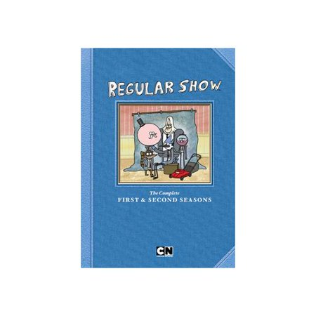 Regular Show  The Complete First   Second Seasons  Anamorphic Widescreen