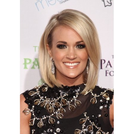 Carrie Underwood At Arrivals For Muhammad Alis 22Nd Celebrity Fight Night Canvas Art     16 X 20