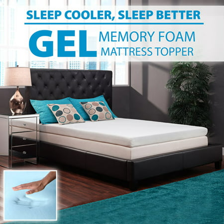 Signature Sleep 4 Renewfoam Memory Foam Mattress Topper