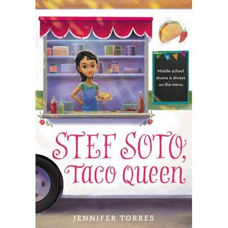 Stef Soto, Taco Queen (Paperback)