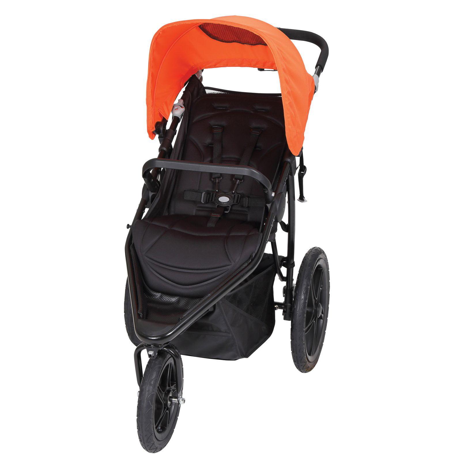 Baby Trend Stealth Jogging Stroller, Poppy