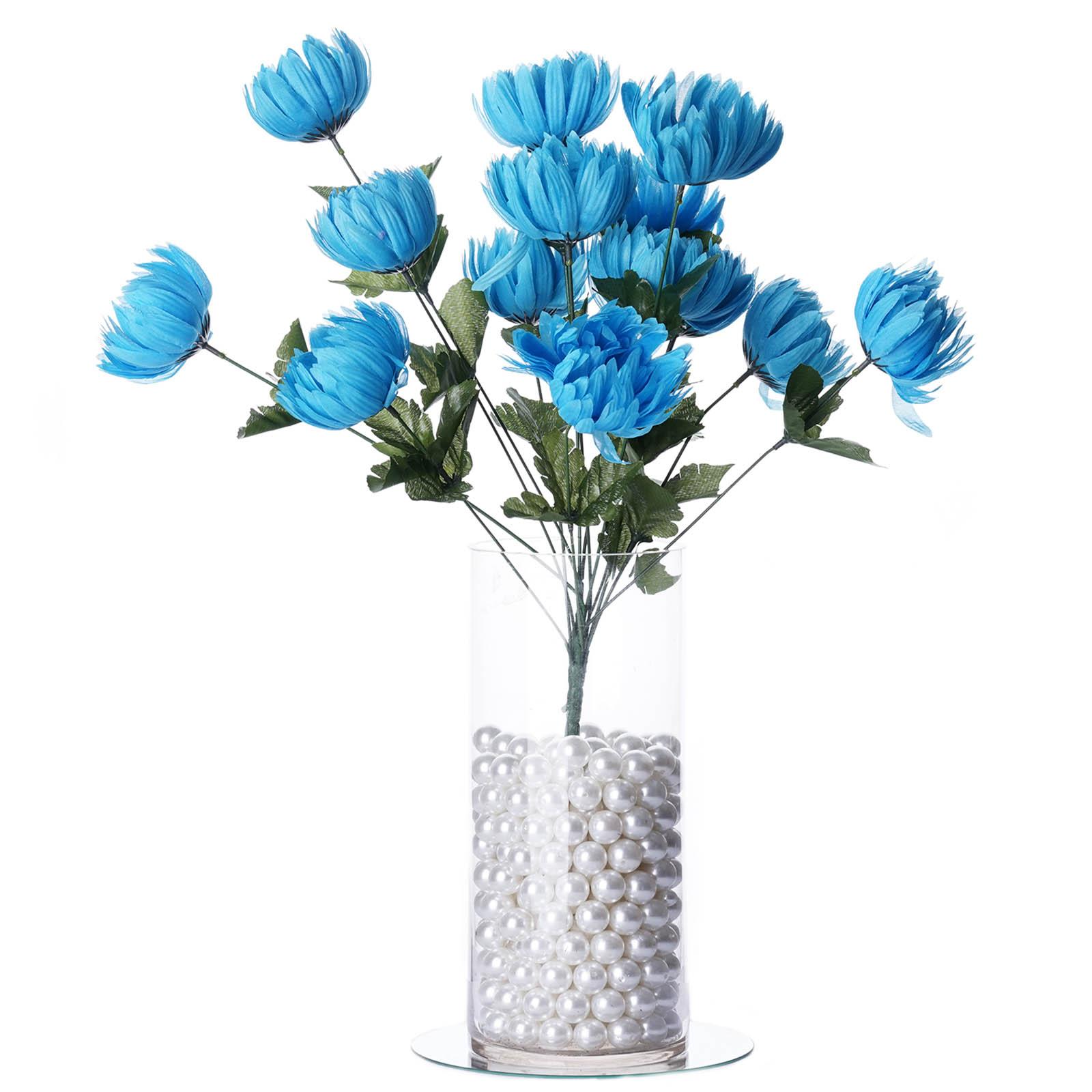 BalsaCircle 56 Silk Chrysanthemum Mums Flowers - DIY Autumn Home ...