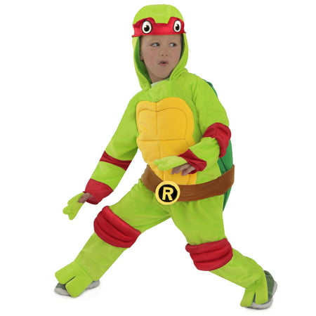Princess Paradise Premium Teenage Mutant Ninja Turtles™ RAPHAEL™ Jumpsuit Toddler Costume - Teenage Princesses