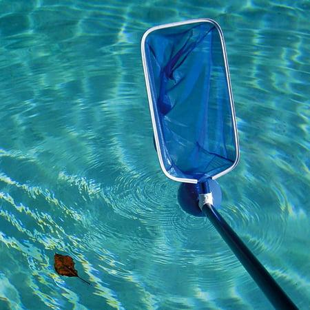 Poolmaster Above Ground Swimming Pool Skim Debris Cleaning Skimmer Tool (2  Pack)