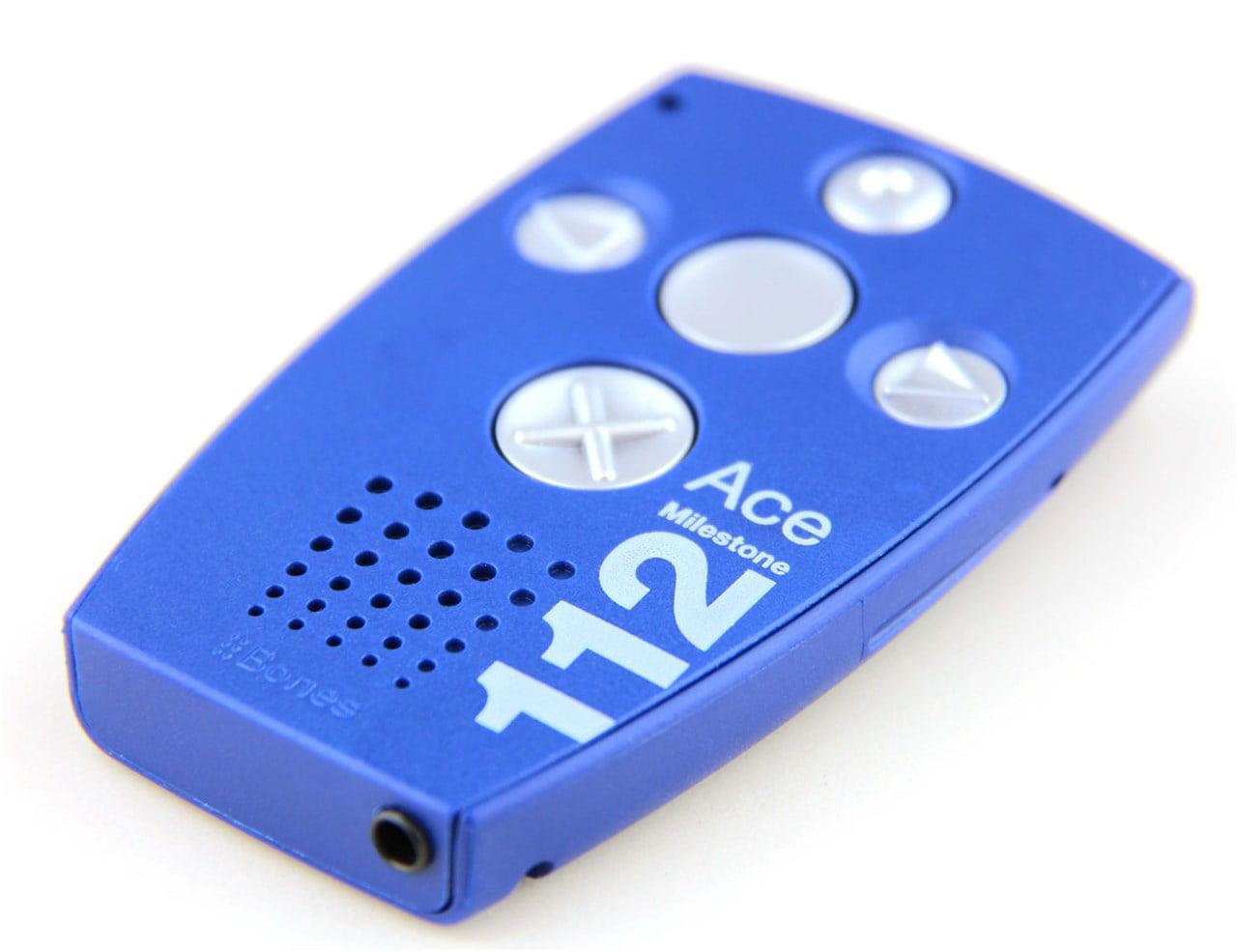Milestone 112 Ace Voice Recorder by Bones