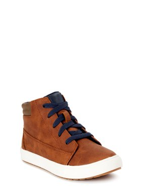 Wonder Nation Casual High Top Sneaker (Little Boys & Big Boys)