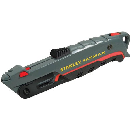 STANLEY FatMax FMHT10242 Premium Auto-Retract Top-Slide Safety Knife