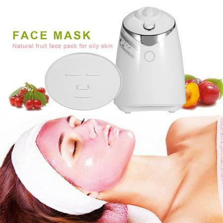 Qiilu Face Mask Making Machine Full Automation DIY Natural Fruit
