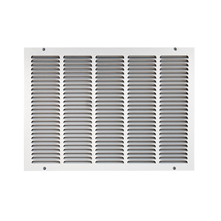 18x36 Soft White Return Air Grille (Stamped from Cold Rol...