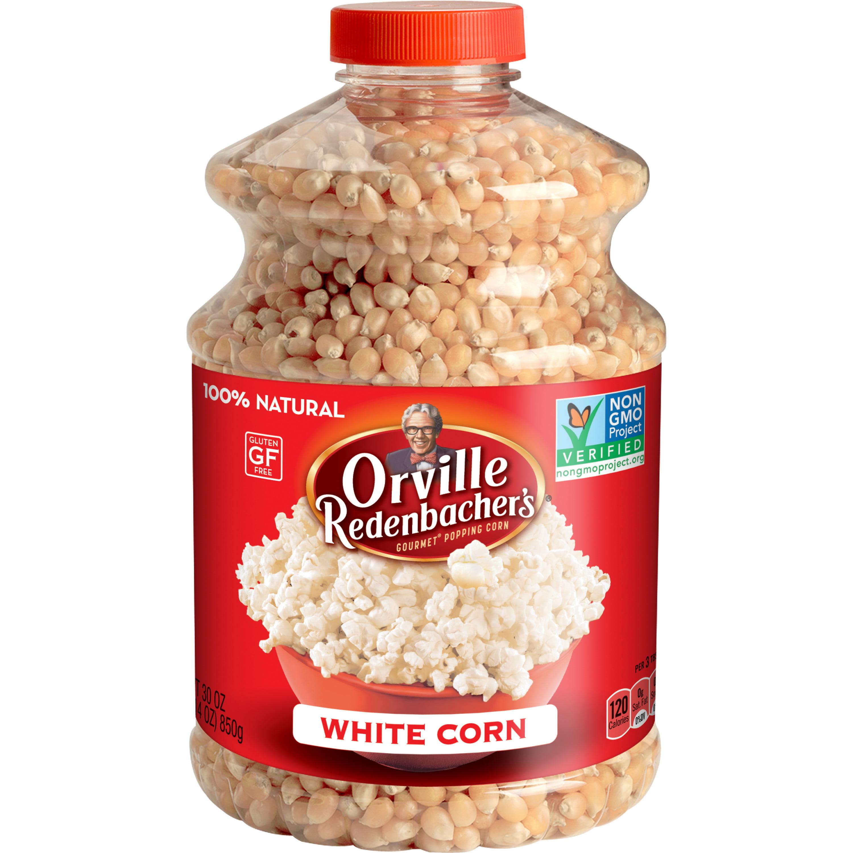 (3 Pack) Orville Redenbacher's Popcorn Kernels, Original White, 30 Oz