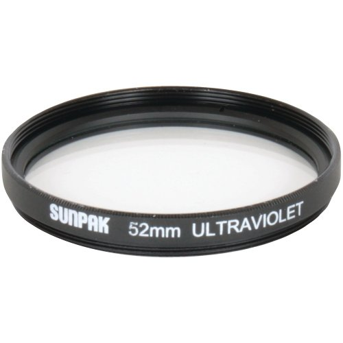 SUNPAK CF-7032-UV Standard UV Filter (52mm)
