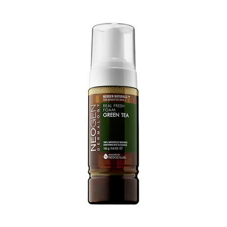 Neogen Real Fresh Green Tea Foaming Cleasner,