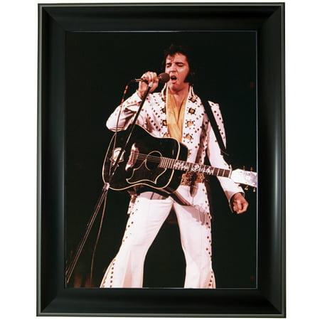 Elvis Presley 3D Lenticular
