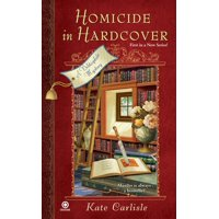 Homicide in Hardcover : A Bibliophile Mystery