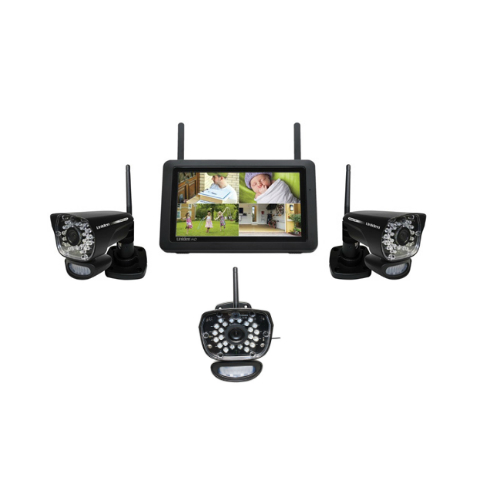 Uniden UDR780HD plus UDRC58HD -1 Wireless Security Camera System by Uniden