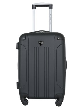 Travelers Club Expandable ABS Hard-side Rolling Carry-On