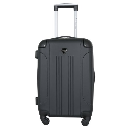 Travelers Club Expandable ABS Hard-side Rolling (Global Traveler)